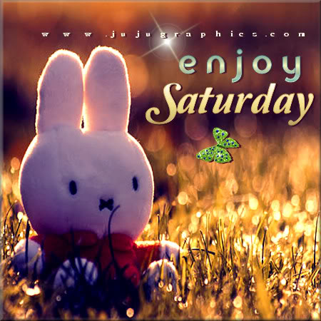 Enjoy Saturday 14