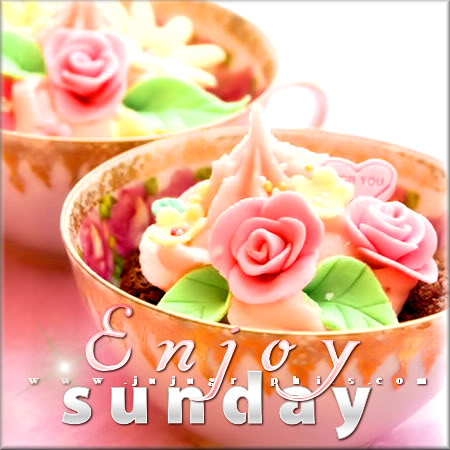 Enjoy Sunday 17