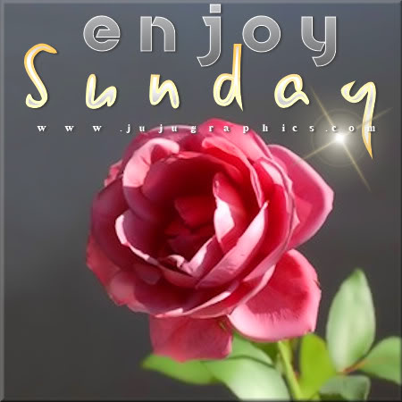 Enjoy Sunday 19