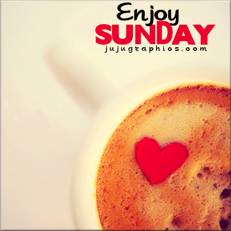 Enjoy Sunday 5