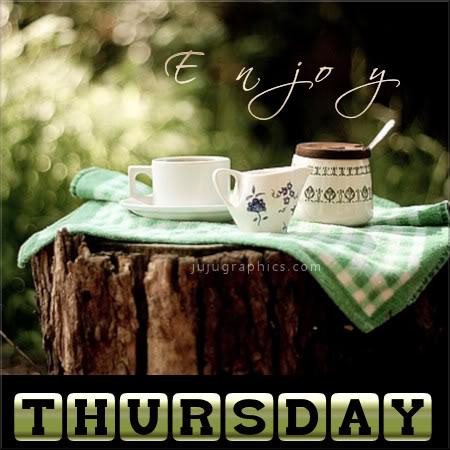 Enjoy Thursday 3