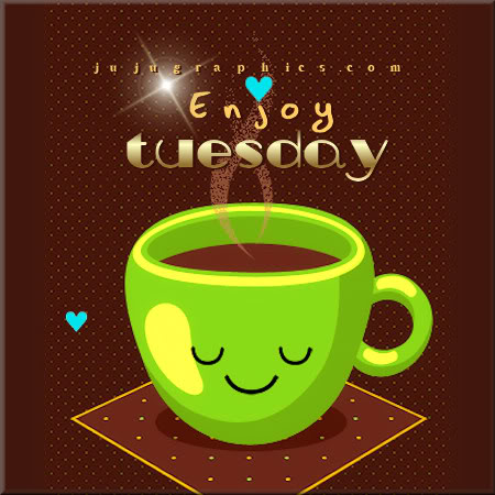 Enjoy Tuesday 13