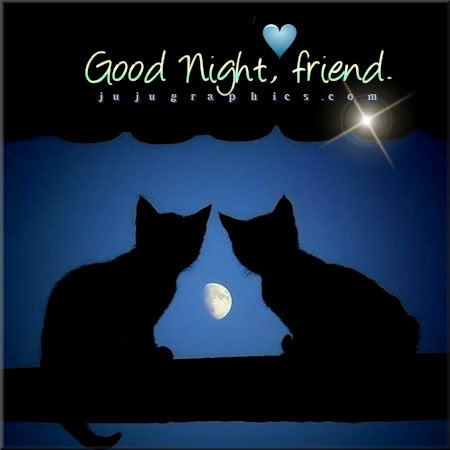 Good night friend 2
