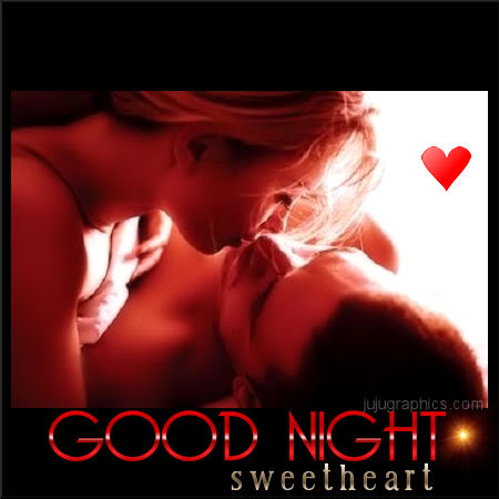 Good night sweetheart 7