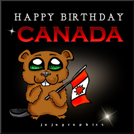 Happy Birthday Canada 4 Copy
