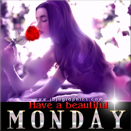 Have a beautiful Monday 12