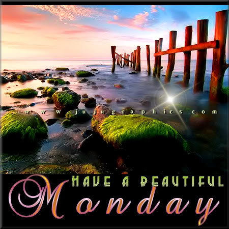 Have a beautiful Monday 13