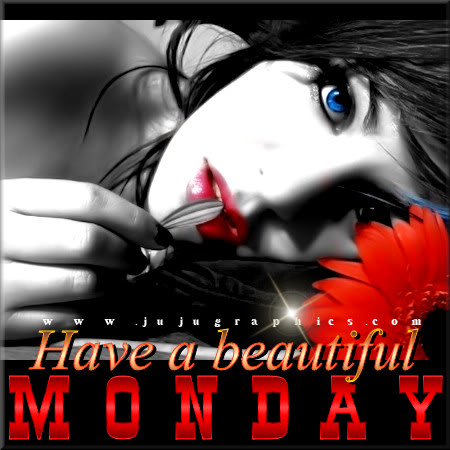 Have a beautiful Monday 15