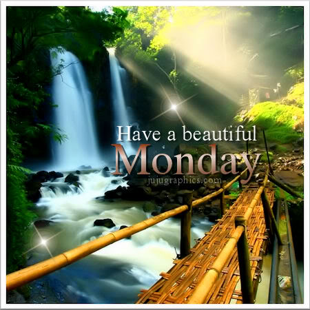 Have a beautiful Monday 3