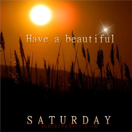 Have a beautiful Saturday 2