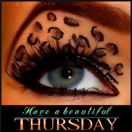 Have a beautiful Thursday 4