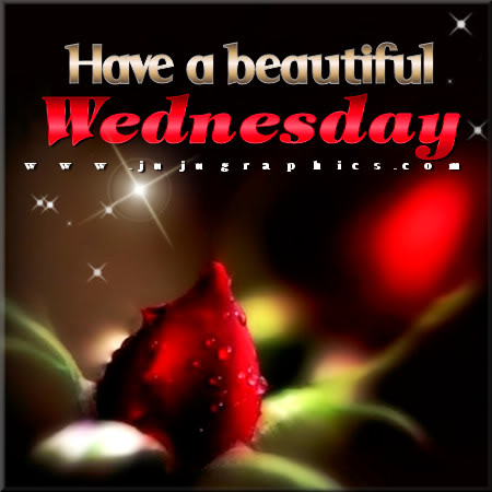 Have a beautiful Wednesday 2