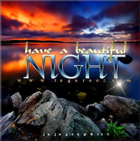 Have a beautiful night 20