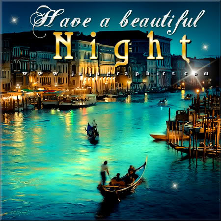 Have a beautiful night 7