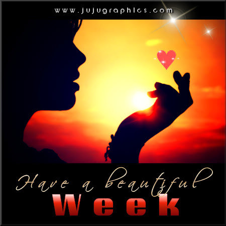 Have a beautiful week 6
