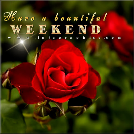 Have a beautiful weekend 2