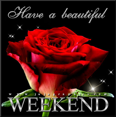 Have a beautiful weekend 4