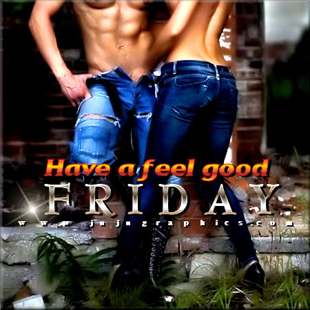 Have a feel good Friday 9