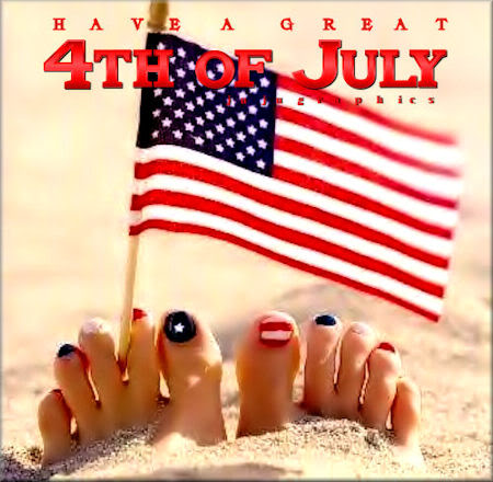 Have a great 4th of July 2