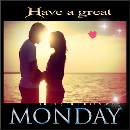 Have a great Monday 21