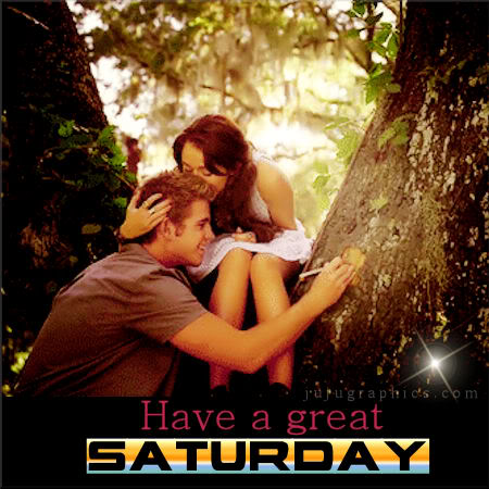 Have a great Saturday 54