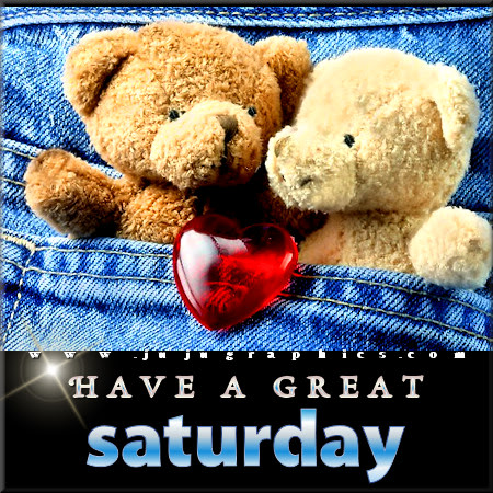 Have a great Saturday 80
