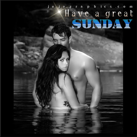 Have a great Sunday 22