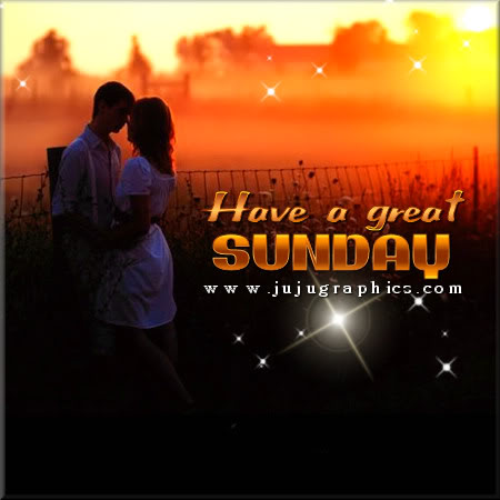 Have a great Sunday 54
