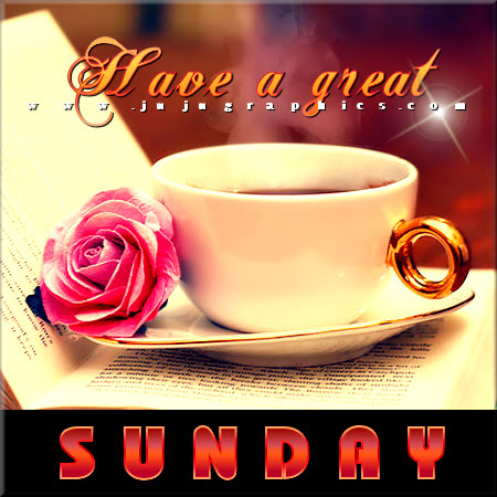 Have a great Sunday 61