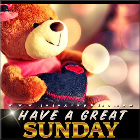 Have a great Sunday 62