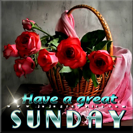 Have a great Sunday 63