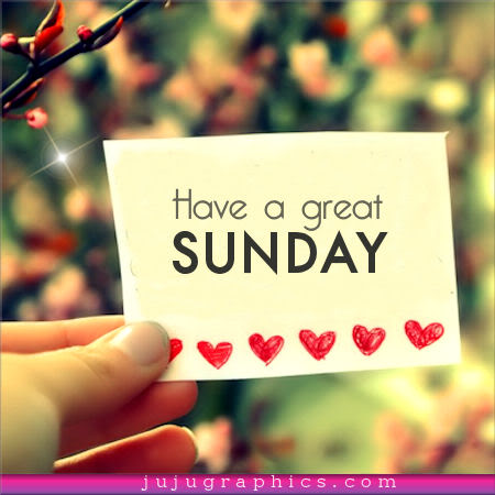 Have a great Sunday 7