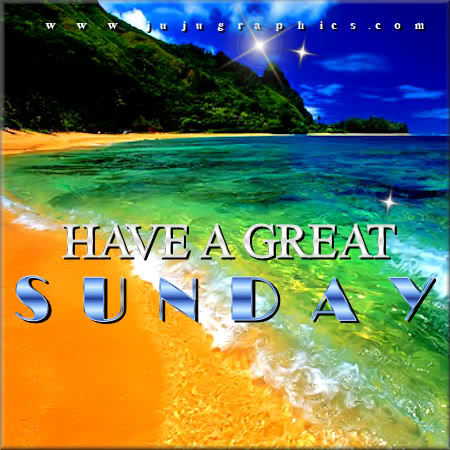 Have a great Sunday 75