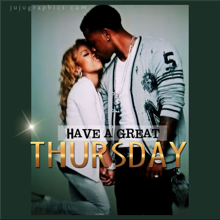 Have a great Thursday 10