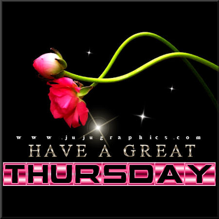 Have a great Thursday 104