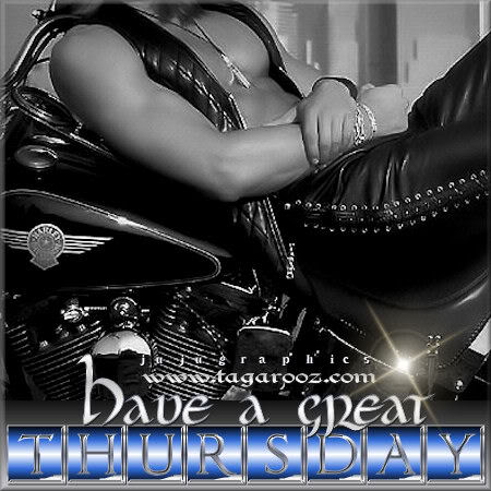 Have a great Thursday 109