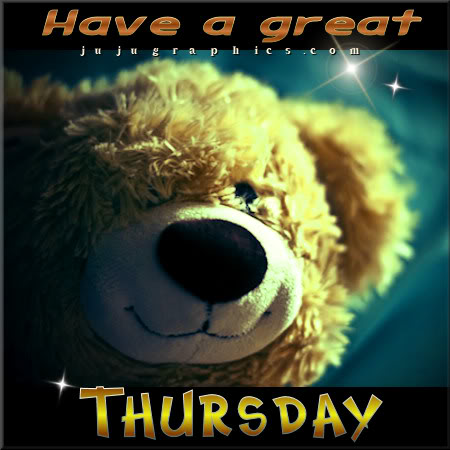 Have a great Thursday 36