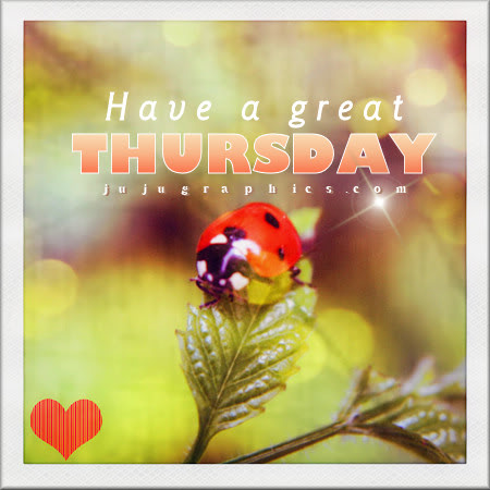 Have a great Thursday 37