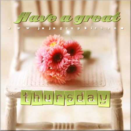 Have a great Thursday 87