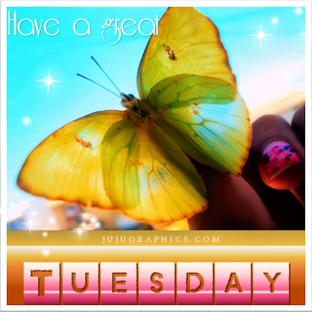 Have a great Tuesday 15