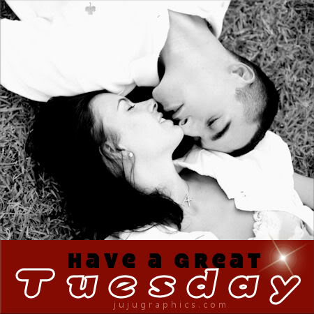 Have a great Tuesday 27