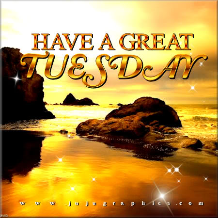 Have a great Tuesday 84