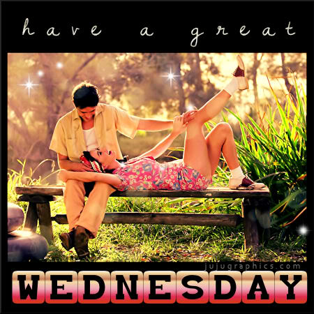 Have a great Wednesday 21