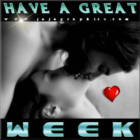Have a great week 110