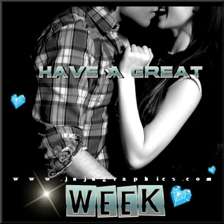 Have a great week 112