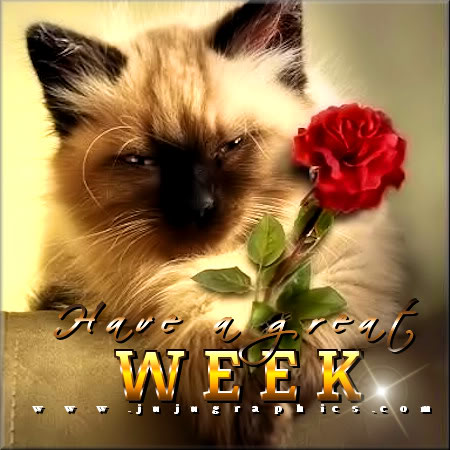Have a great week 39