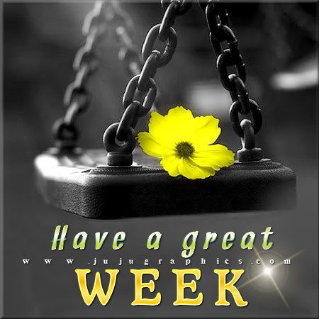 Have a great week 88