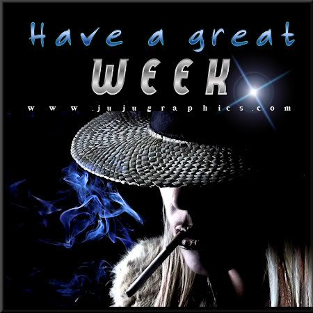 Have a great week 90