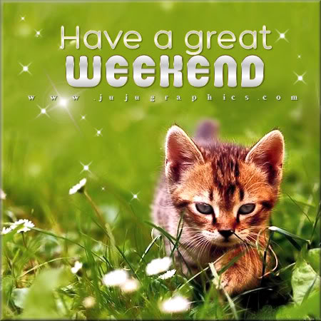 Have a great weekend 28