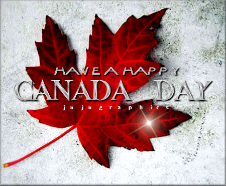 Have a happy Canada Day Copy